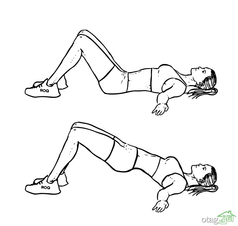 روزی 29 دقیقه با این حرکات ورزشی در خانه 20 سال بیشتر عمر کنید