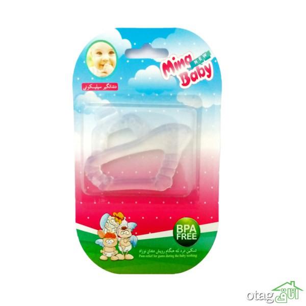 خرید 40 مدل بهترین  دندان گیر نوزاد در بازار + قیمت