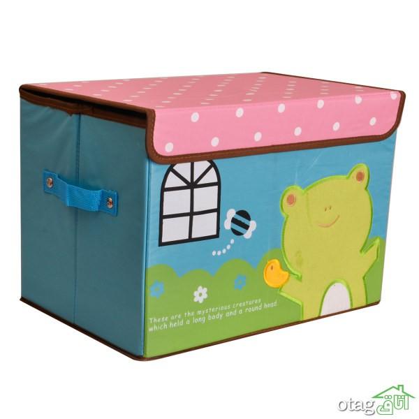 40 مدل جعبه اسباب بازی با قیمت مناسب و کیفیت عالی + خرید