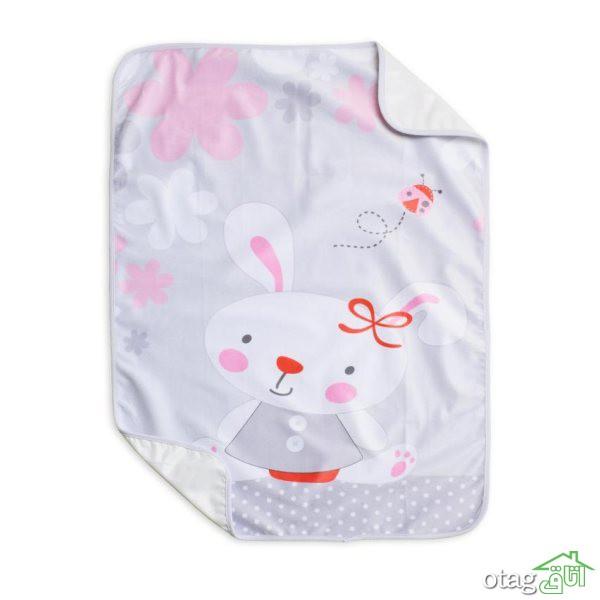 خرید 40 مدل زیرانداز تعویض نوزاد با قیمت مناسب + کیفیت عالی