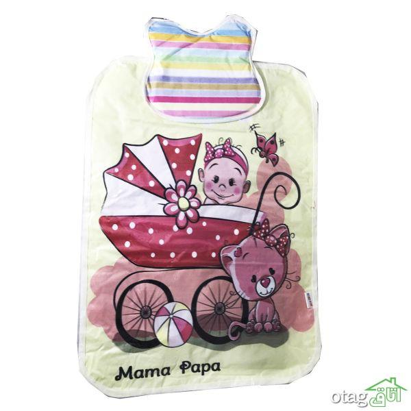 لیست قیمت 42 مدل بالش نوزاد و کودک + خرید اینترنتی