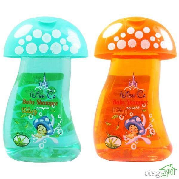 خرید 40 مدل شامپو بچه با کیفیت مناسب + قیمت