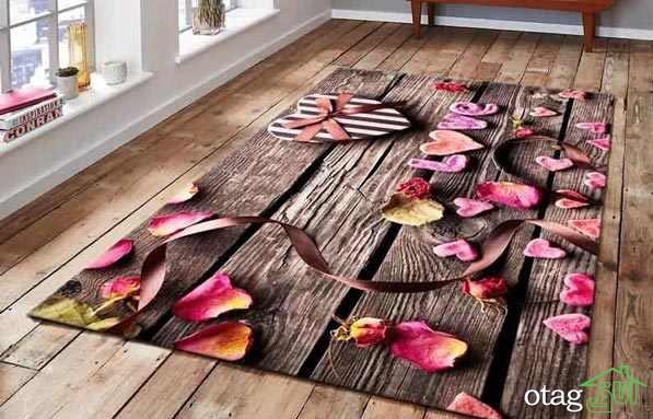 معرفی انواع کاور فرش و بررسی خصوصیات هر کدام + 30 مدل عکس