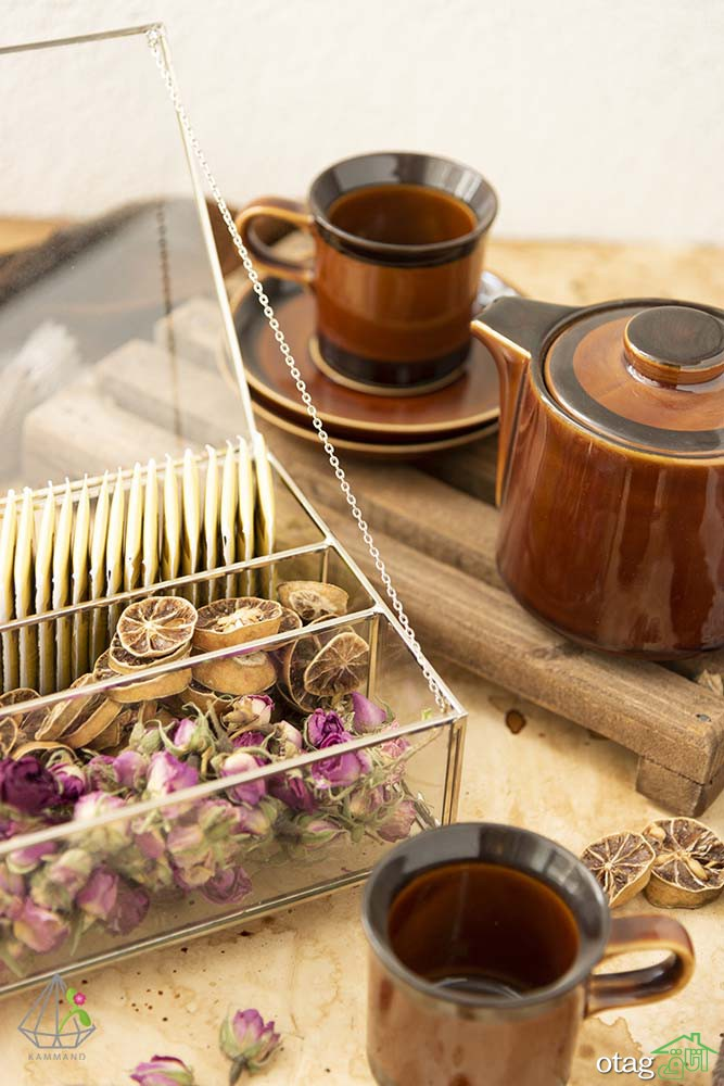 آیا طرفدار پر و پا قرص چای هستید و نمیتوانید حتی برای یک لحظه از این نوشیدنی دست بکشید؟