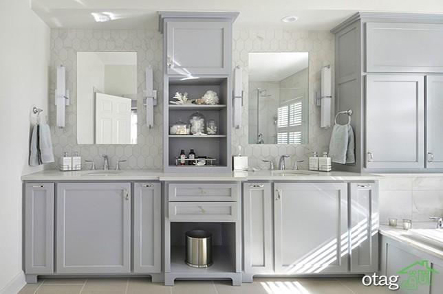 راهنمای چگونگی انتخاب رنگ سرویس بهداشتی مناسب منزل