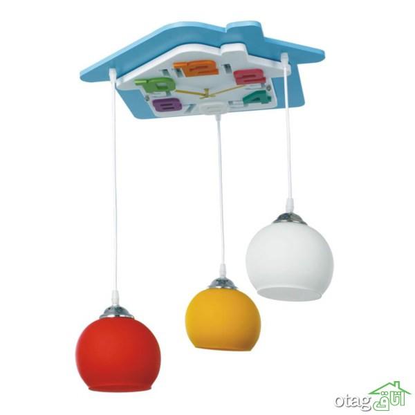 41 مدل لوستر اتاق کودک با بهترین کیفیت و قیمت عالی + خرید