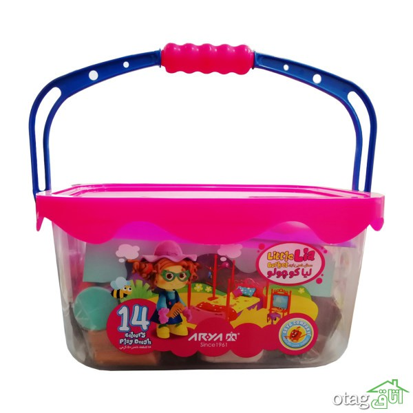 40 مدل خمیر بازی کودک با کیفیت مرغوب و قیمت مناسب + خرید