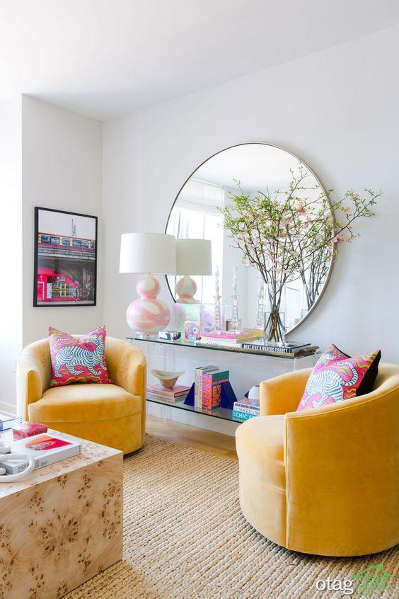ایده های طراحی بهاری برای خانه های شما