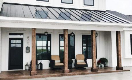انواع سقف فلزی مدرن برای طراحی بی نظیر