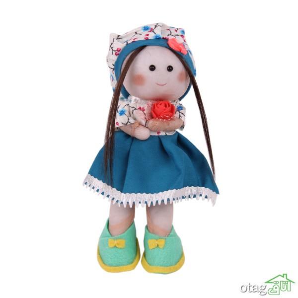 قیمت 41 مدل عروسک پولیشی جذاب موجود در بازار + خرید