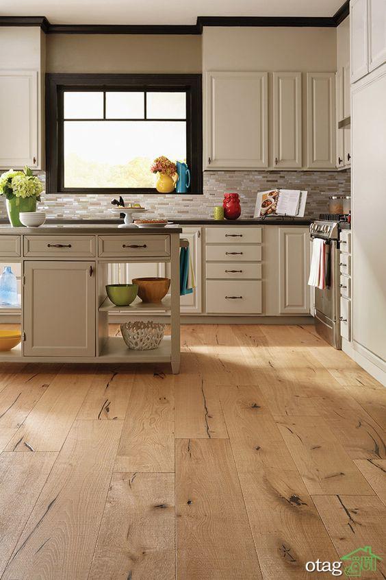 انتخاب کفپوش چوبی متناسب با دکوراسیون داخلی منازل مسکونی