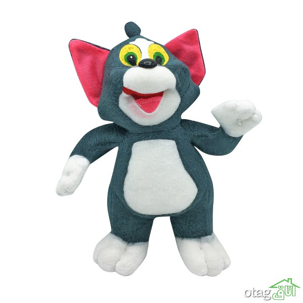 خرید 39 مدل عروسک گربه با مزه با کیفیت فوق العاده + قیمت عالی