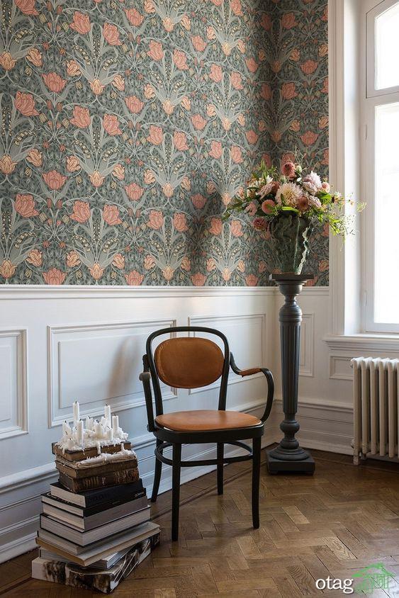 نقش مهم انتخاب کاغذ دیواری مناسب در سبک زندگی و دکوراسیون داخلی