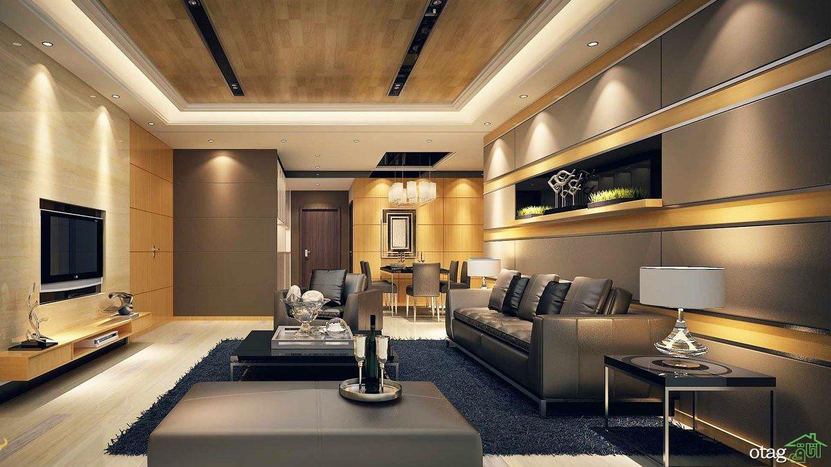 تاثیر فضای کوچک و بزرگ در دکوراسیون داخلی منازل مسکونی