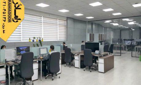 پارتیشن شیشه ای، ایجاد امنیت بیشتر همراه با ظاهری شکیل و مدرن