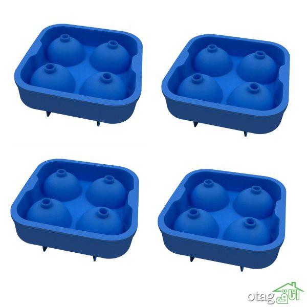 خرید 41 مدل قالب یخ با کیفیت عالی + قیمت