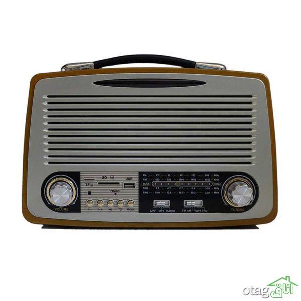 لیست قیمت 40 مدل رادیو با کیفیت عالی + لینک خرید