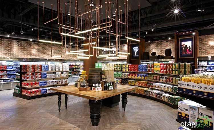 توجه به نکات لازم در دکوراسیون فروشگاه به منظور جذب مشتری