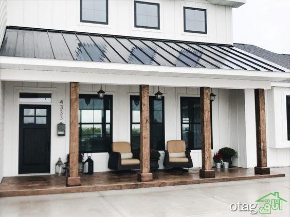 لزوم توجه به دکوراسیون خارجی منازل مسکونی برای خلق نمایی زیبا و خاص