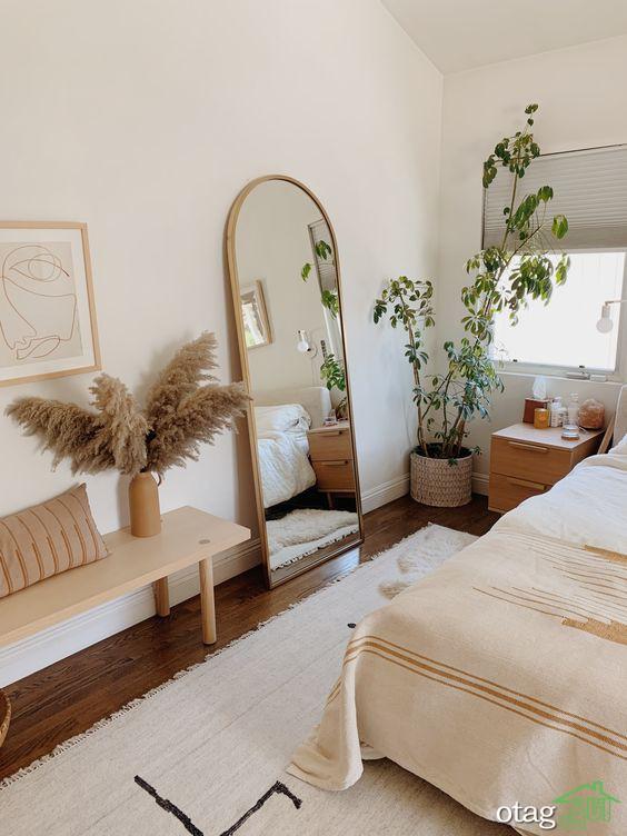 چگونگی پدید آوردن فضایی دلنشین و آرامش بخش با دکوراسیون اتاق خواب