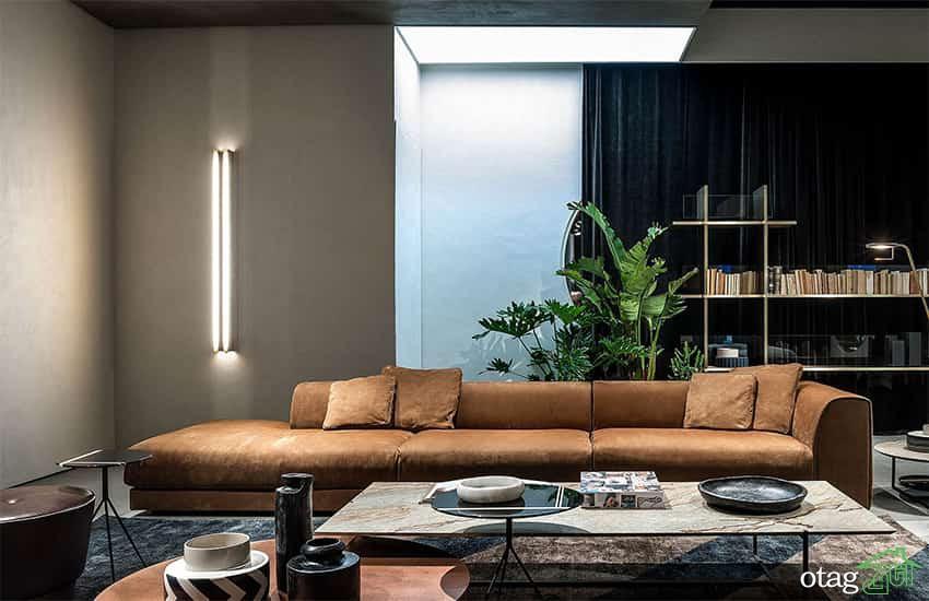 آشنایی با نحوه بکارگیری انواع آکواریوم برای دیزاین منزل