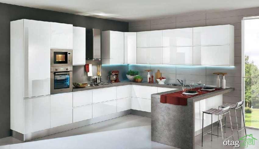 قرار دادن جا قابلمه ای در جهت دیزاین آشپزخانه های ایرانی