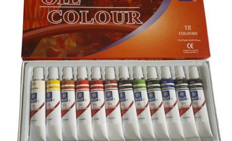 خرید 40 مدل رنگ روغن نقاشی مرغوب + لیست قیمت