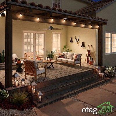 توجه به چگونگی انتخاب پاسیو در منزل خود به جهت زیباسازی محیط