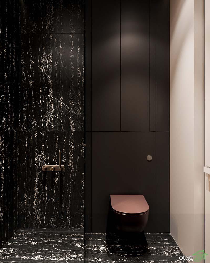 چیدمان آپارتمان 40 متری و کمتر با طراحی داخلی شگفت انگیز