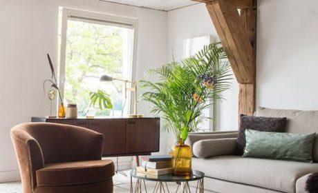فرش گرد مخصوص دکوراسیون خانه های بزرگ و کوچک