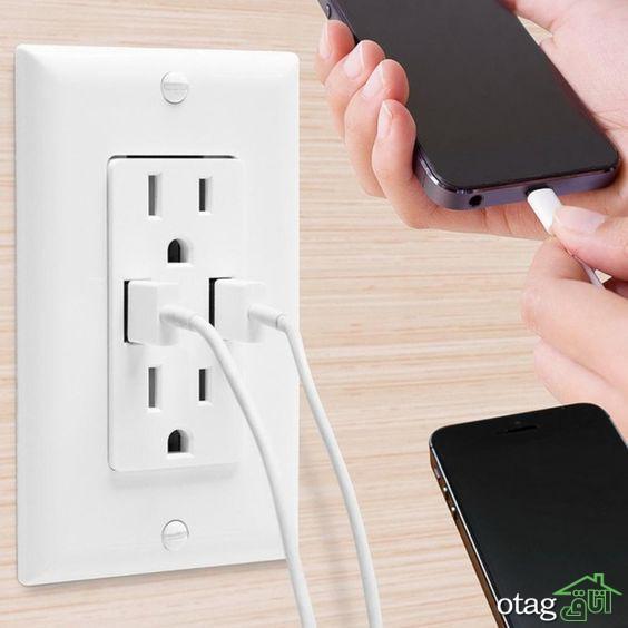 انتخاب پریز برق و تأثیر آن در دکوراسیون داخلی منزل