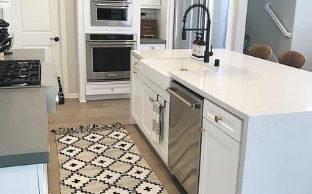 آشنایی با نحوه استفاده از قالیچه آشپزخانه مدرن