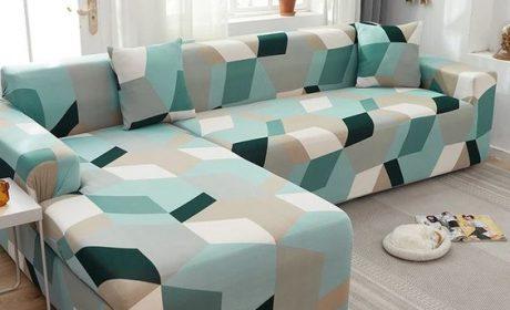 مبل ال رنگی با طراحی مدرن و جدید مناسب خانههای کوچک