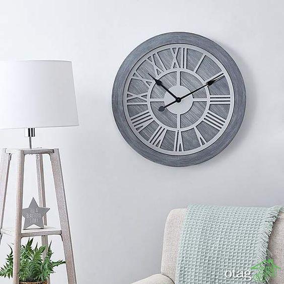 نقش ساعت های دیواری در زیباسازی دکوراسیون داخلی منازل