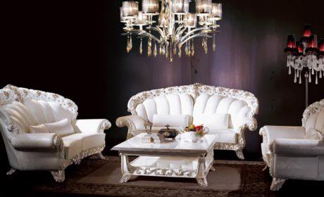مدلهای جدید مبلمان کلاسیک ایتالیایی برای خانههای لوکس