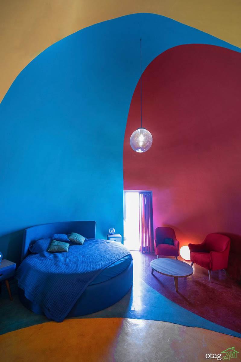 آشنایی با اقامتگاه ماجرا در هرمز اثری زیبا از استودیو زاو