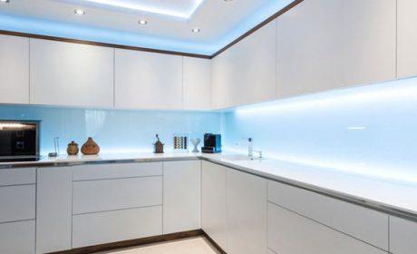 طراحی سقف آشپزخانه مدرن، معرفی ایدههای جدید در ایران و جهان