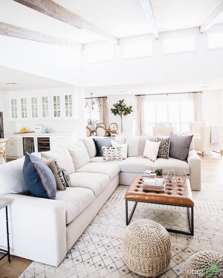 تاثیر فرش بر دکوراسیون خانه مدرن و کلاسیک