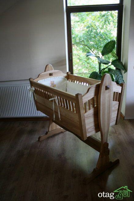 خرید گهواره نوزاد برای تزئین دکوراسیون داخلی اتاق کودک شما