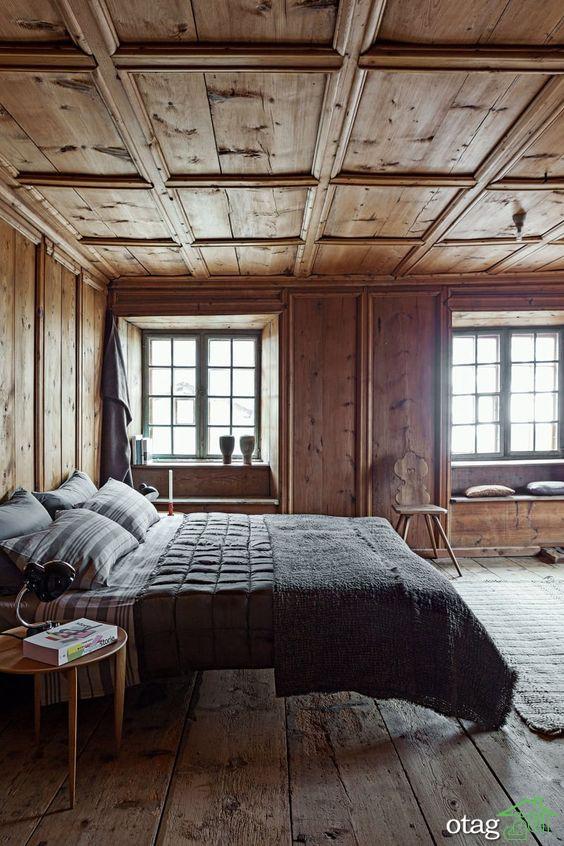 آشنایی با دکوراسیون متنوع اتاق خواب خانه و ویلا