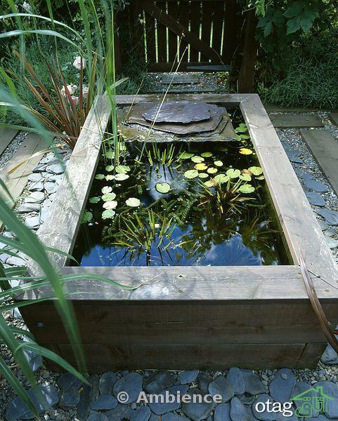 طراحی حوض در حیاط خانه ها به سبک قدیم برای ایجاد یک فضای دلنشین
