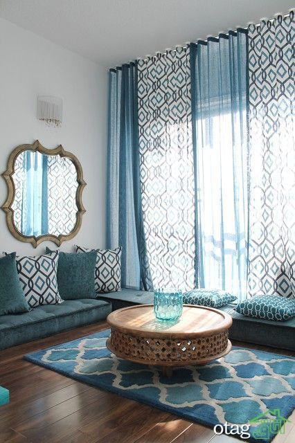 دکوراسیون داخلی خانههای عربی، آشنایی با چیدمان به سبک عربی