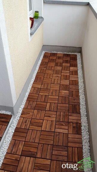 کفپوش چوبی تراس، مدلهای جدید و زیبا در انواع طبیعی و مصنوعی