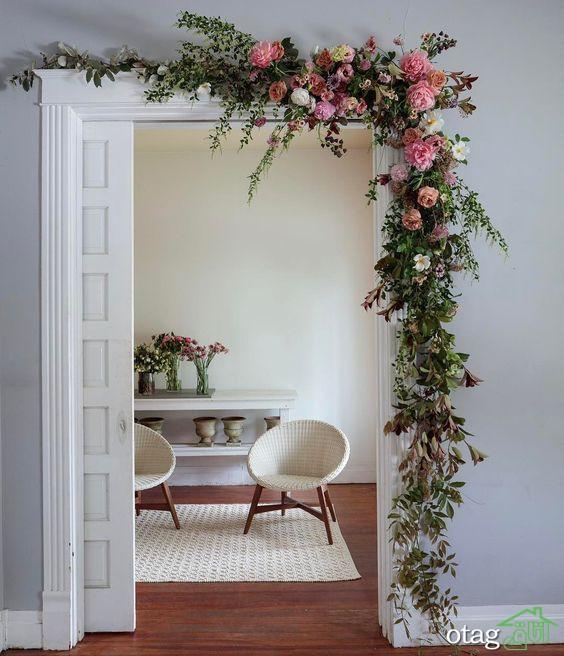 توجه به تاثیر گل بر دکوراسیون خانه های امروزی و جلوه بی نظیر آن در دکوراسیون منزل