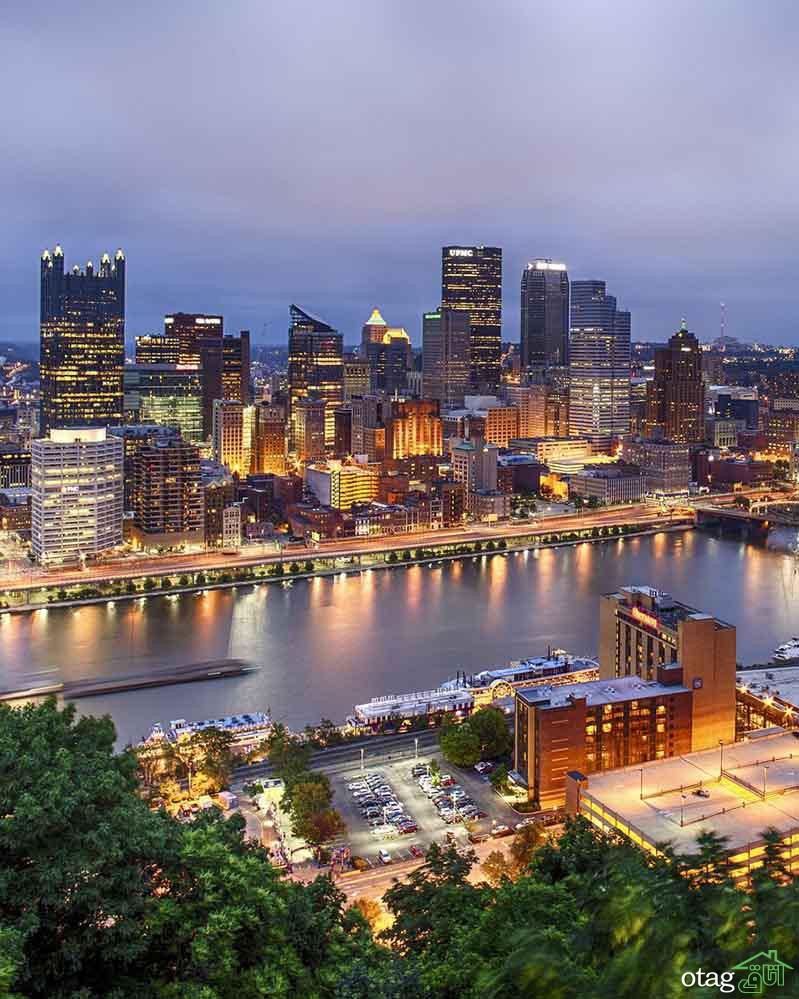 آشنایی با ارزانترین شهرهای آمریکا در سال 2021 برای خرید خانه