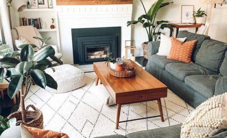 دکوراسیون متنوع خانه با چیدمان مناسب وسایل منزل برای زیباتر جلوه دادن خانه