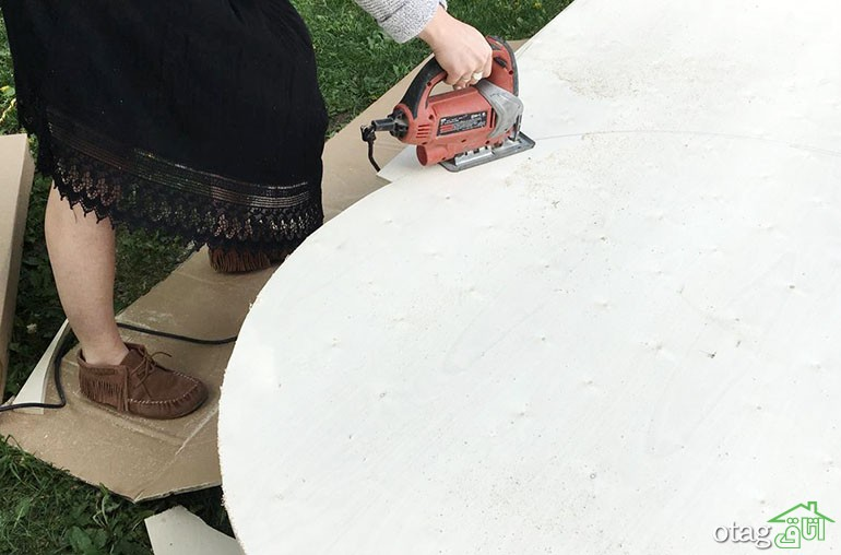 ساخت میز جلو مبلی چوبی، معرفی 6 ایده جذاب برای ساخت میز
