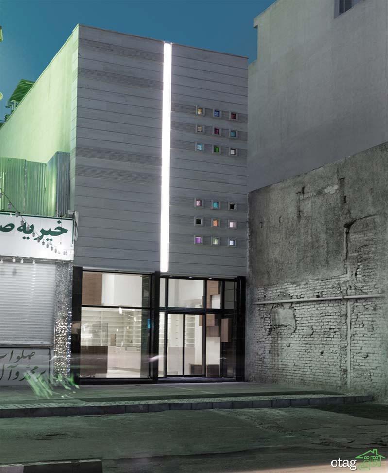 دکوراسیون داروخانه مدرن در ایران با طراحی زیبا و بینظیر در ایران با طراحی زیبا و بینظیر