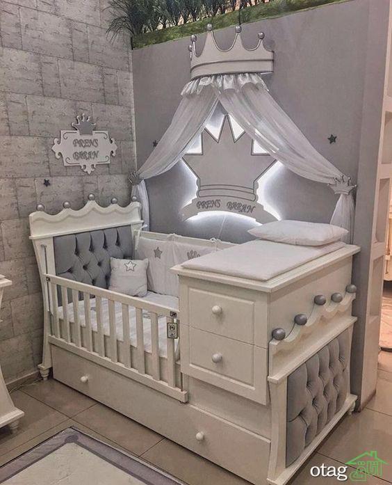 26 مدل سرویس خواب دو منظوره مناسب اتاق کودک و نوجوان