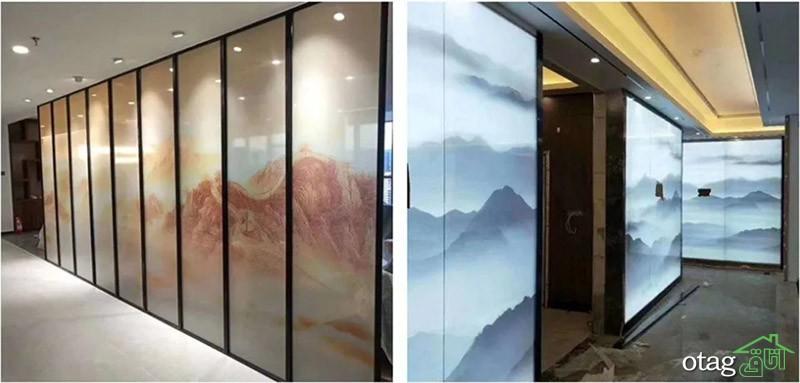 پارتیشن شیشهای چیست؟ آشنایی کامل با انواع پارتیشن شیشهای